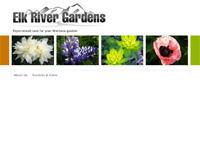 Elk River Gardens Livingston Montana