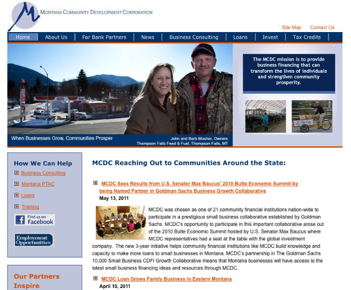 Montana Community Development Corporation